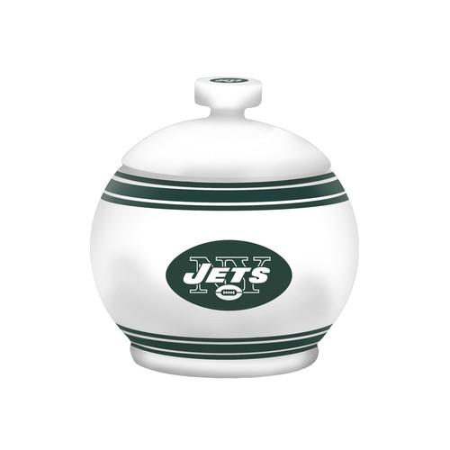 NFL Sculpted Game Time Jar - New York Jets