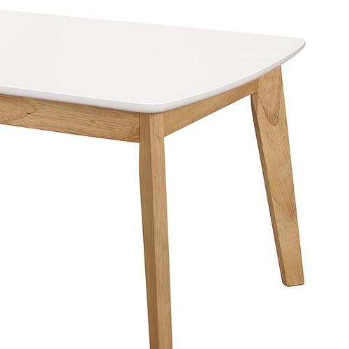 42-inch Retro Modern Coffee Table