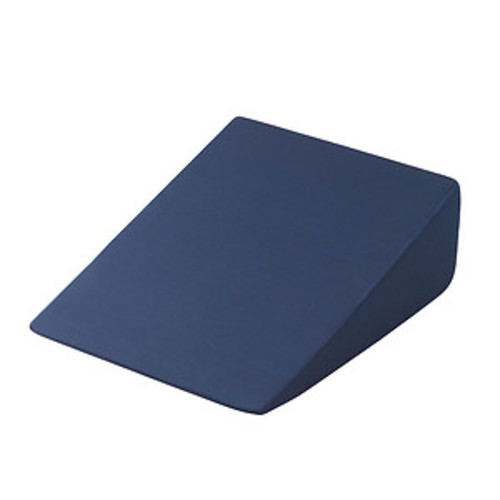 Drive Medical Compressed Bed Wedge Cushion, Blue