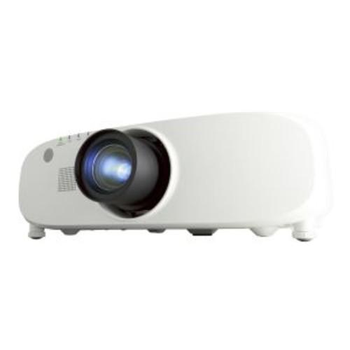Panasonic PT-PTEZ770ZLU - LCD projector - 6500 lumens - WUXGA (1920 x 1200) - 16:10 - HD 1080p - no lens - LAN