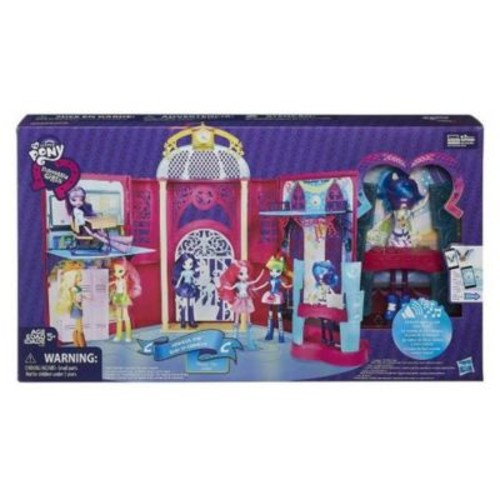 Koehler Group My Little Pony Canterlot High Playset (KHRG3944)