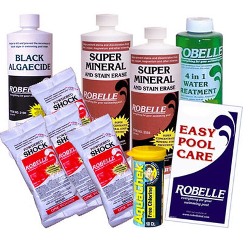 Robelle Spring Start-Up Kit For Pools Up To 30,000 Gallons