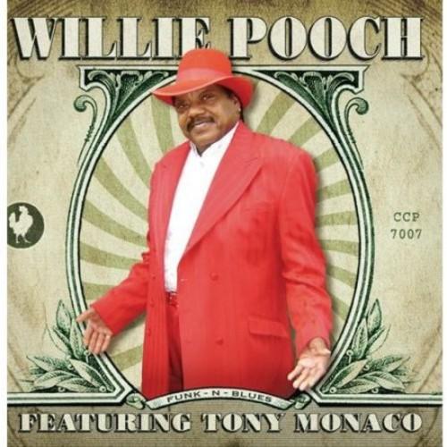 Willie Pooch's Funk-N-Blues [CD]