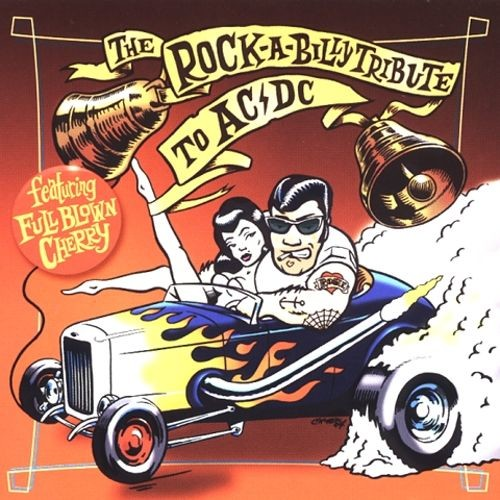 The Rock-A-Billy Tribute to AC/DC [CD]