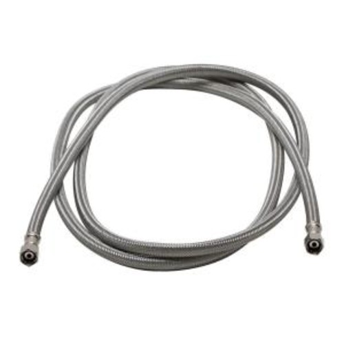 Fluidmaster 96 in. Braided Stainless Icemaker Connector