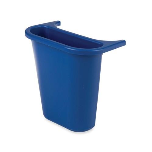 Rubbermaid Wastebasket Recycling Side Bin