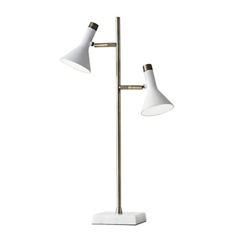 Adesso Bennett LED Desk Lamp, 21 3/4