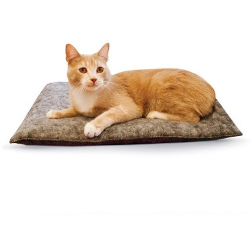 K&H Pet Products Amazin' Kitty Pad Gray