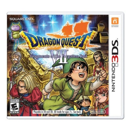 Nintendo Dragon Quest VII: Fragments of the Past 3DS - Email Delivery