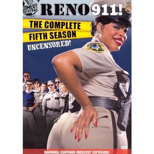 Reno 911!: The Complete Fifth Season [3 Discs] [DVD]