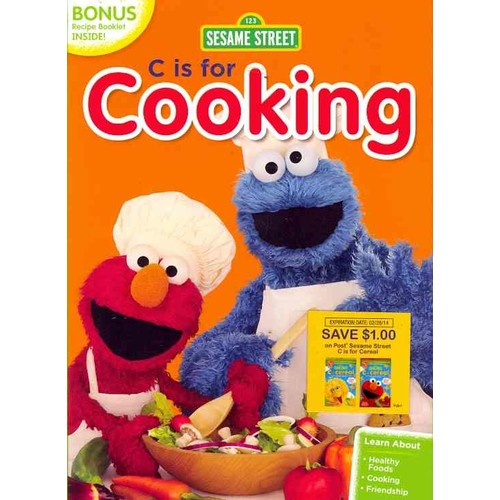Sesame Street: C Is For Cooking (DVD) [Sesame Street: C Is For Cooking DVD]