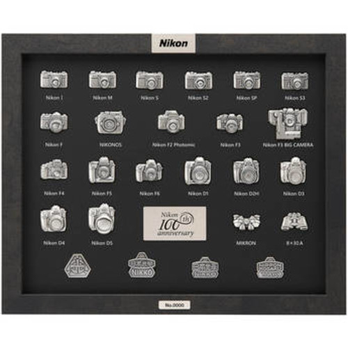 100th Anniversary Pin Collection