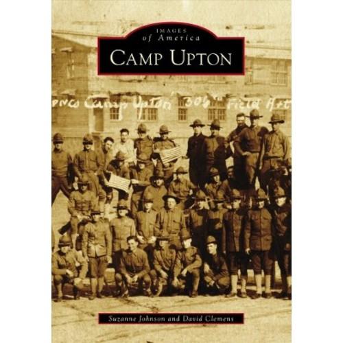 Camp Upton (Paperback) (Suzanne Johnson & David Clemens)