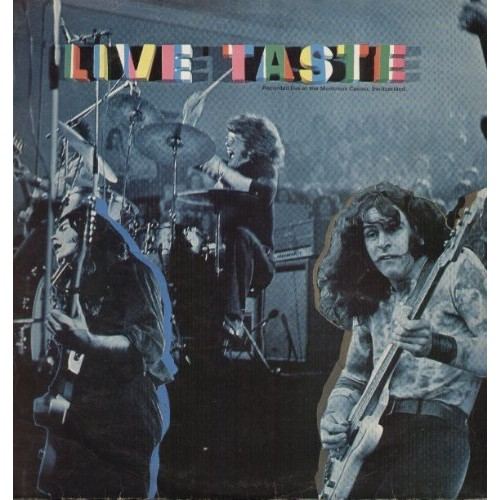live taste LP