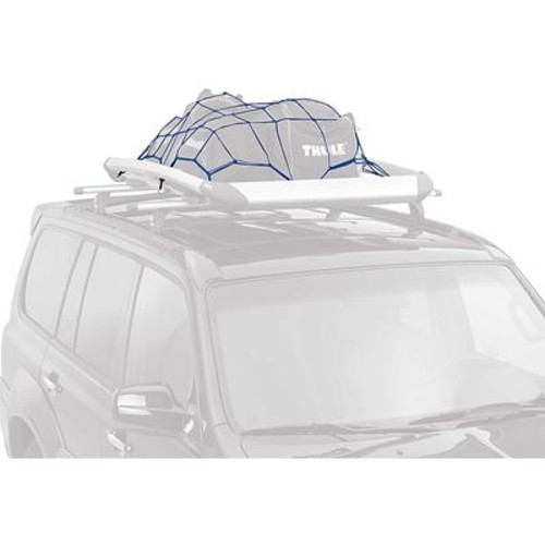 Thule 692 Cargo Net Secures rack loads  works with M.O.A.B. cargo net and Thule load bars