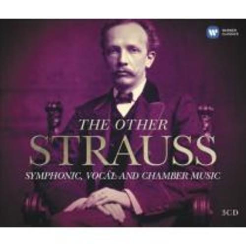 Richard Strauss: The Other Strauss [CD]