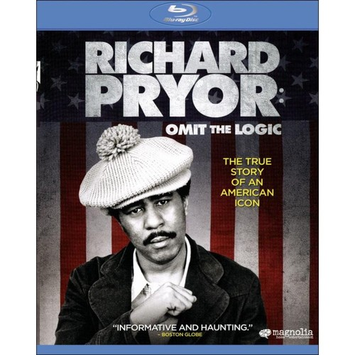 Richard Pryor: Omit the Logic [Blu-ray] [2013]