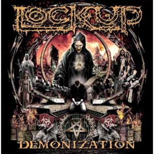 Lock Up - Demonization [Audio CD]