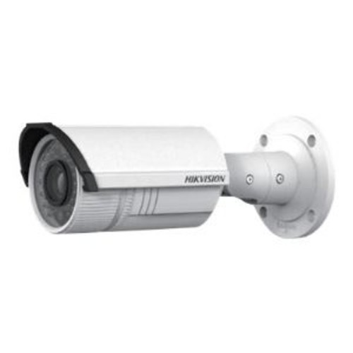 Hikvision DS-2CD2642FWD-IZS - Network surveillance camera - outdoor - weatherproof - color (Day&Night) - 4 MP - 2688 x 1520 - 1080p - f14 mount - motorized - audio - LAN 10/100 - MJPEG, H.264 - DC 12