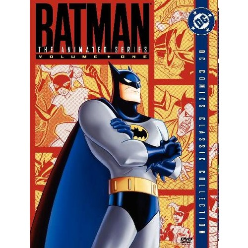 Batman: The Animated Series, Volume 1