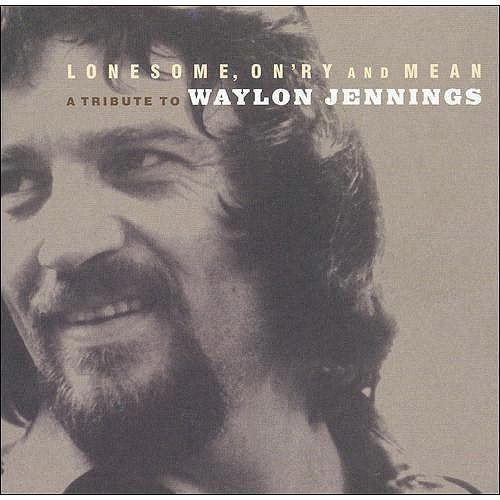 Tribute To Waylonjennings Lonesome CD (2003)