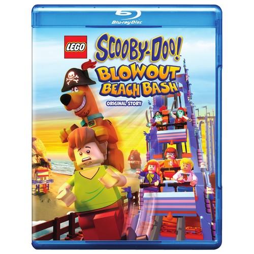 LEGO Scooby-Doo! Blowout Beach Bash (Blu-ray + DVD + Digital HD)