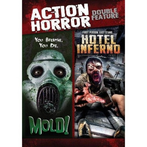 Action Horror Double Feature (DVD)