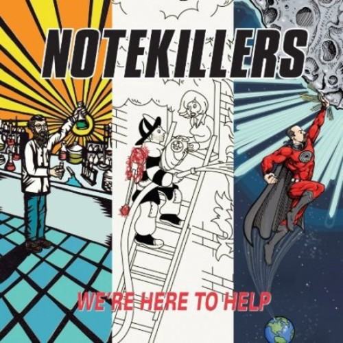 We're Here To Help [CD]