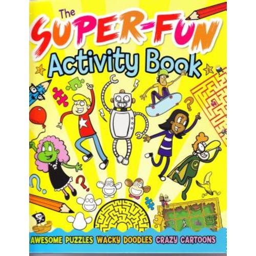 The Super-Fun Activity Book