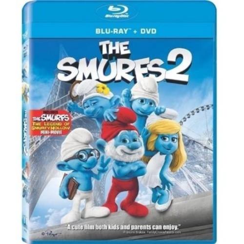 The Smurfs 2 (Blu-ray + DVD)