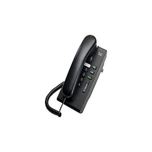 Cisco Unified IP Phone 6901 Standard - VoIP phone - SCCP - charcoal