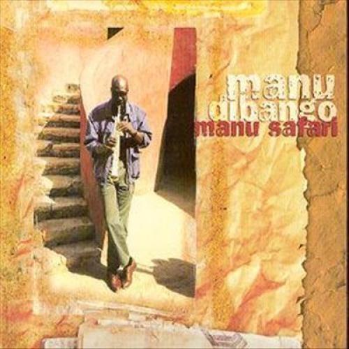 Manu Safari: Best of Manu Dibango [Wagram] [CD]