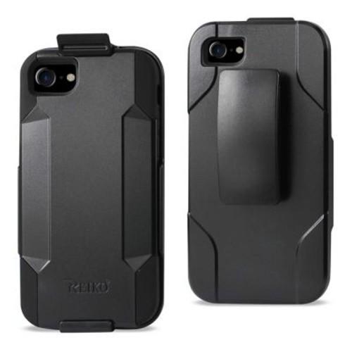 iPhone 7 Heavy Duty Holster Combo Case
