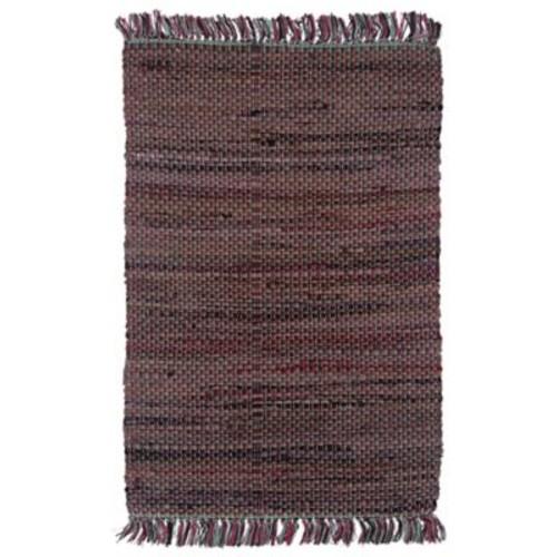 Artim Home Textile Grandi Tobacco Area Rug; 2' x 3'