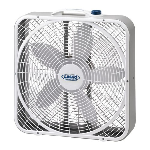 Lasko 3720 Premium Weather-Shield Box Fan