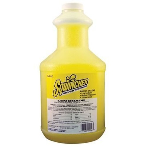 Sqwincher Lemonade 64 oz. Liquid Concentrate