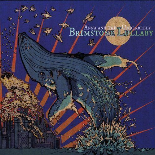 Brimstone Lullaby [CD]