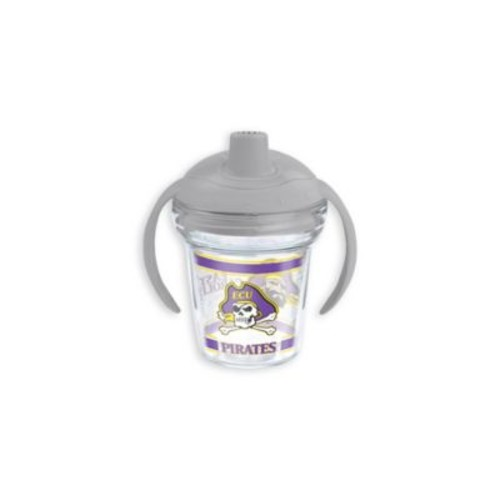 Tervis My First Tervis NCAA East Carolina University 6 oz. Sippy Design Cup with Lid
