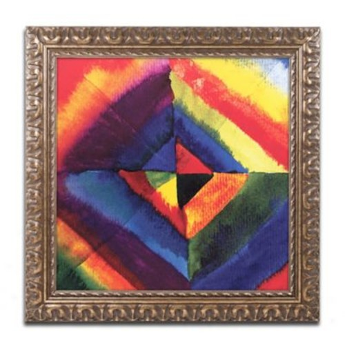Trademark Fine Art M217-G1616F