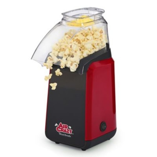 West Bend Air Crazy Hot Air Popcorn Maker in Red