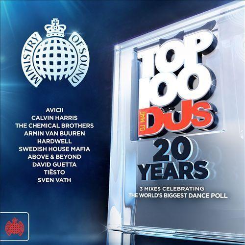 DJ Mag Top 100: 20 Years [CD]