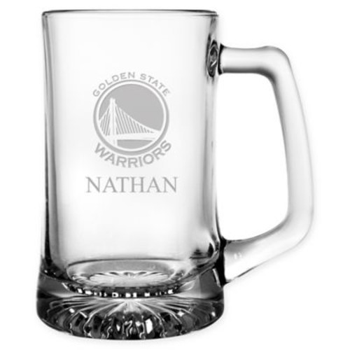 NBA Golden State Warriors Beer Mug