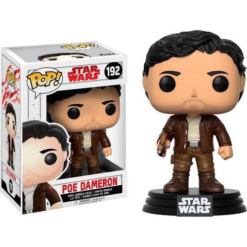 Funko - Pop! Star Wars Last Jedi Poe