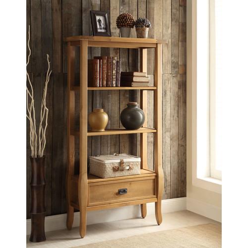 Linon Santa Fe Bookcase