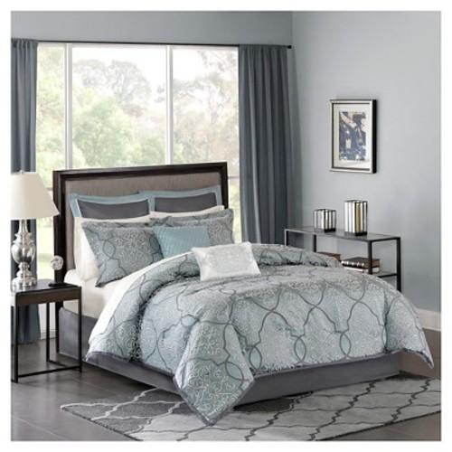 Home Essence Octavia Jacquard Comforter Set