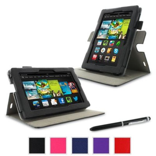 rOOCASE Dual-View Folio Cases For Amazon Kindle Fire HD 7