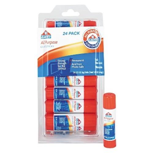 Elmer's 24-ct Glue Stick - White