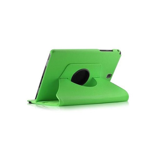 TinkSky PU Leather 360 Rotating Stand Case Cover for Samsung Galaxy Tab A 8-Inch SM-T350 Tablet Only (Green)