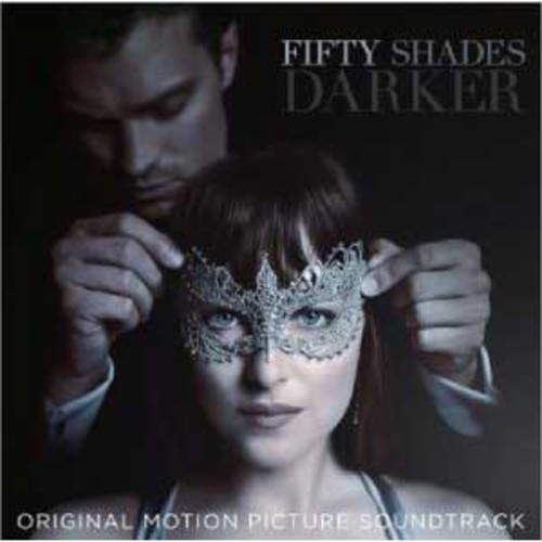 Various Fifty Shades Darker (Original Soundtrack) [Audio CD]