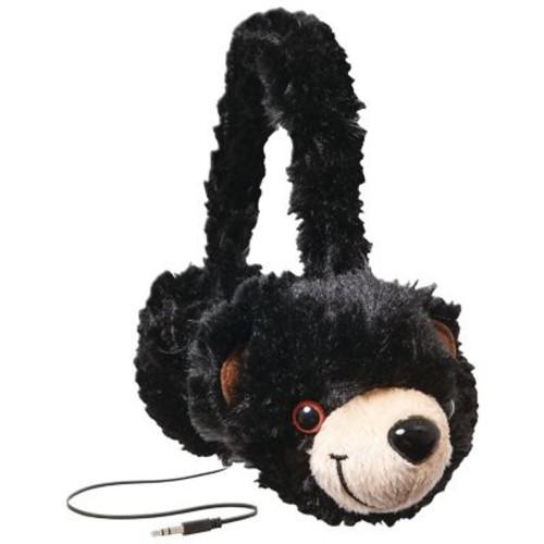 Retrak Animalz Retractable Over-The-Head Volume Limiting Children's Stereo Headphones